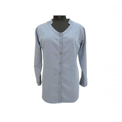 Denim Shirt - (WM-.016)