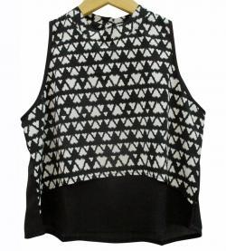Silk Curve T-Shirt - (WM-047)