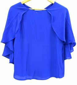 Blue Butterfly T-Shirt - (WM-049)
