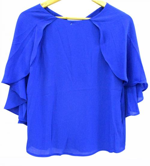 Blue Butterfly T-Shirt - (WM-049)