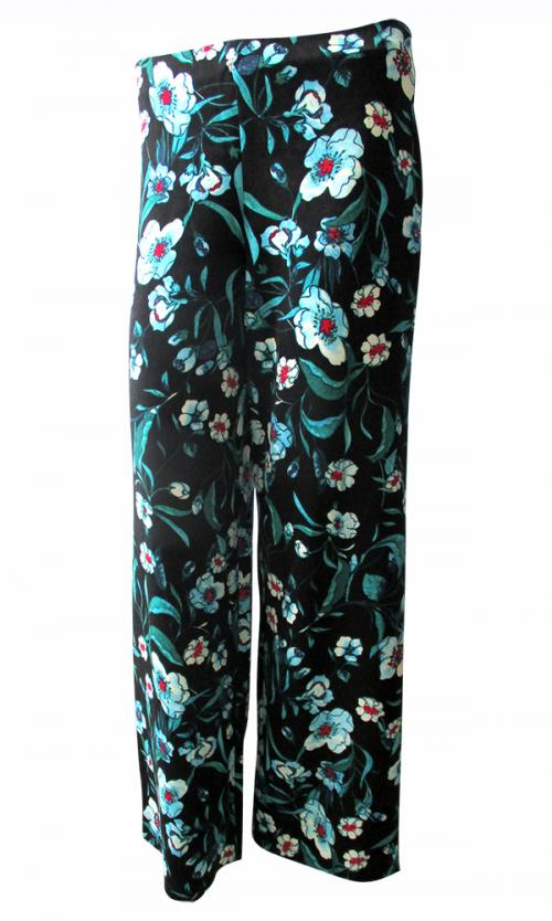 Wide Leg Straight Pant - Large - (TARA-004)