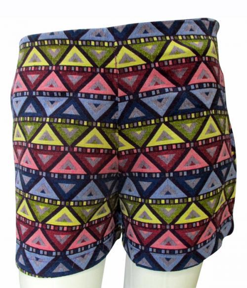 Mix Color Half Pant - (TARA-022)