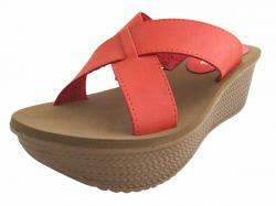 Wedge Heel Sandal - (TARA-033)