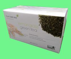 Lemon Grass Green Tea - (HP-004)
