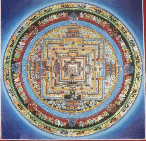 Kala Chakra Mandala