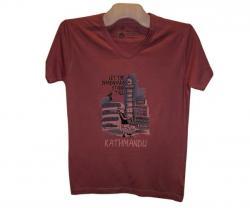 Kathmandu Printed T-Shirt