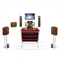 KEF Universal Wireless System - (HO-067)