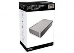 Lacie 4TB Porsche Design Desktop Drive P'9230 - (OS-249)