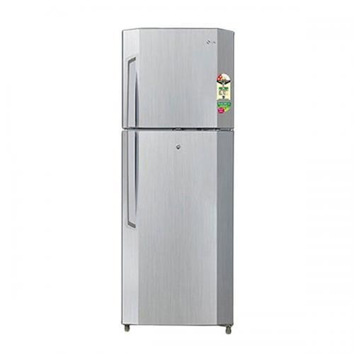 LG 240 Liters Frost Free Double Door Refrigerator - (GL-B252VLGY)