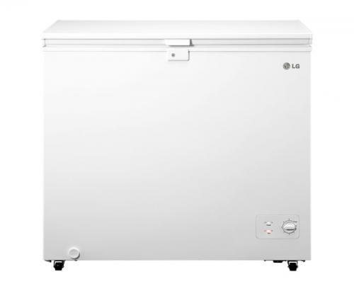 LG Chest Freezer (GCS335SV) - 335 Ltr