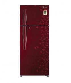 LG Double Door Refrigerator (GL-B292RMTL) - 258 Ltr