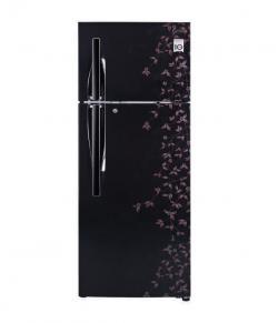 LG Double Door Refrigerator (GL-E302RPVC) - 285 Ltr