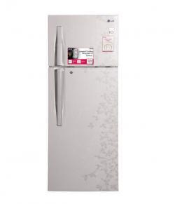 LG Double Door Refrigerator (GL-E322RLVC) - 310Ltr