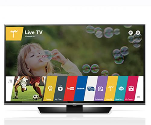 LG Smart Led Television - (55LF630T)