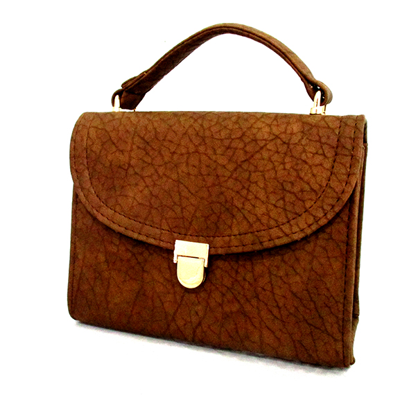 8ef0aa24f0b2 Light Brown Side Bag For Ladies by Profile 142