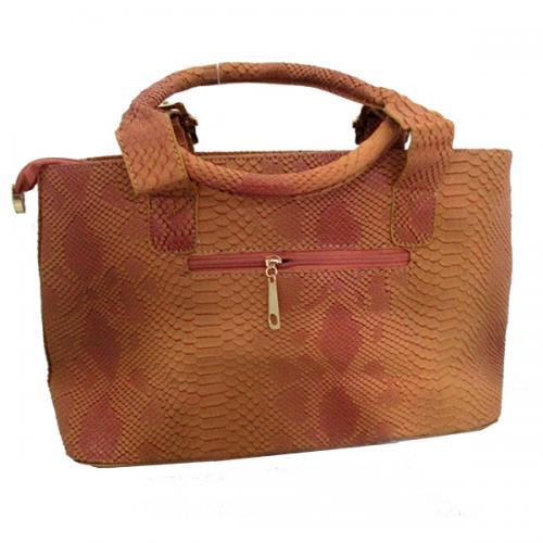 Light Brown Women's Hand Bag