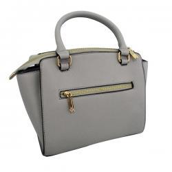Michael Kors Grey Hand Bag - (LAC-031)
