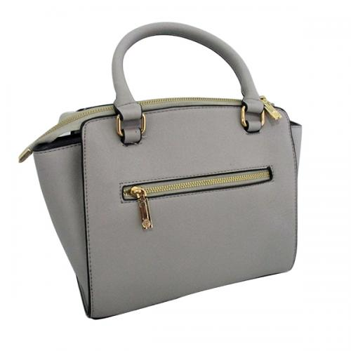 Michael Kors Grey Hand Bag - (LAC-031)