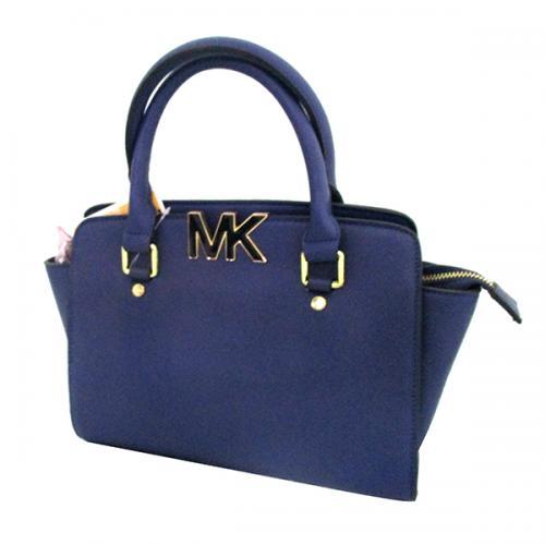 Michael Kors Purple Hand Bag