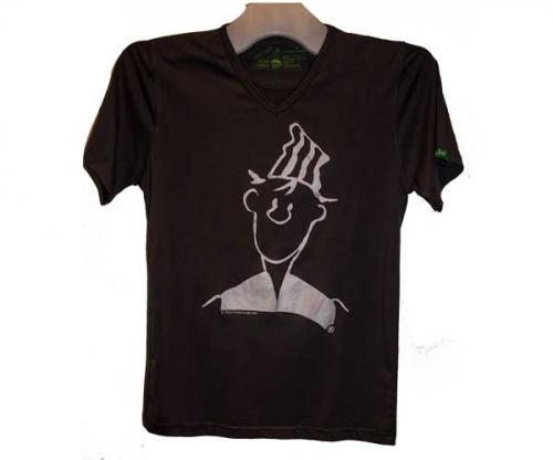 Nepali Boy Printed T-Shirt