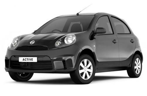 Nissan Micra Active XL - (NISSAN-001)