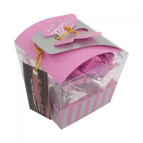Pink Butterfly Chocolate Pack (TCG-013) - 5 pieces in a pack