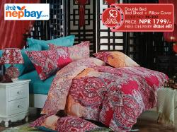Pure Korean Cotton Bedsheet - (PK-202)