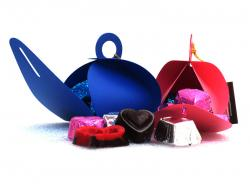 Set Of Two Potli Pack (TCG-018) - 10 pieces in a each pack