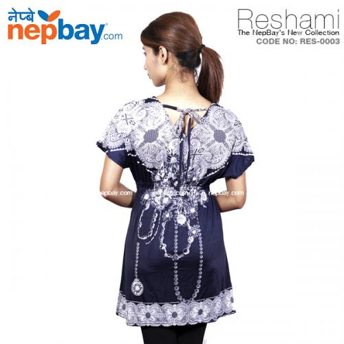 The Elegant Women's Party Dress (RES-0003) - Free Size
