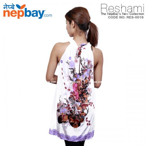 The Elegant Women's Party Dress (RES-0016) - Free Size
