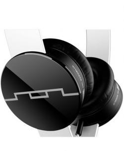 Tracks On-Ear Headphones (White) - (HKA-037)