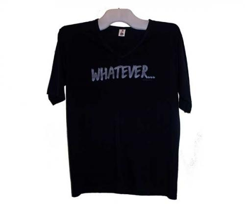 Whatever Printed T-Shirt