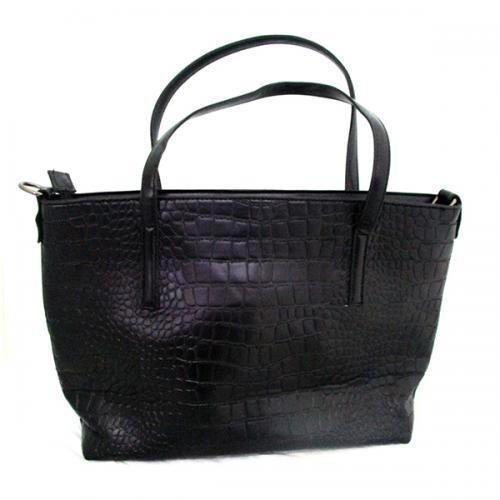 Women's Dark Black Casual Bag