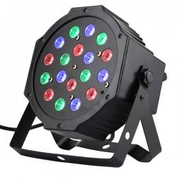 18 RGBW 4 In 1 LED Lights - (OR-009)
