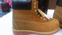 Timberland Steel Toe Boot