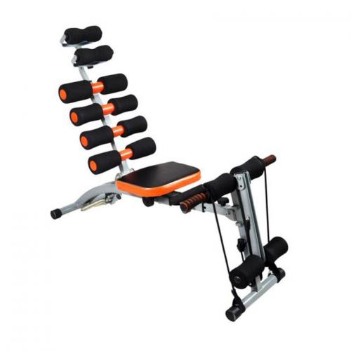 Six Pack Care Gym - 12.5 KG - (TS-014)