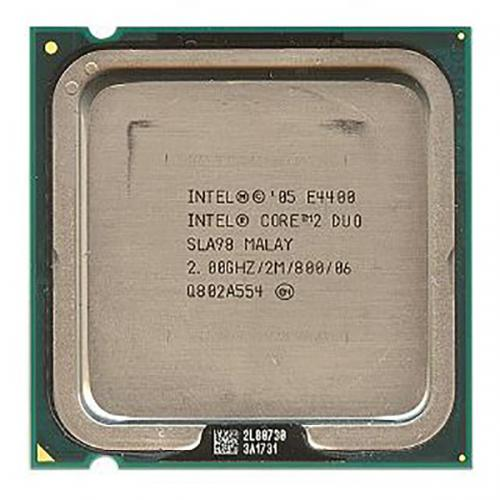 Core 2 Duo 2.0 GHz 2M L2 Cache LGA775 E4400 Dual-Core Processor - (CORE-E4400P)