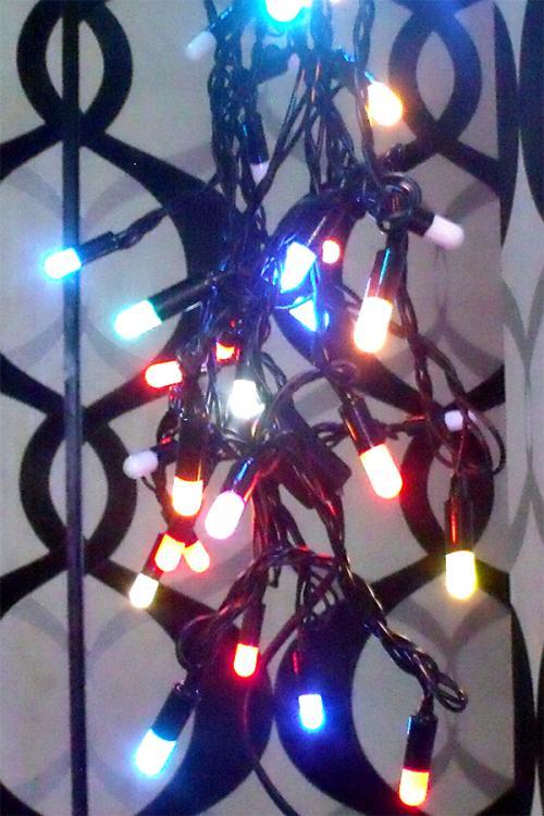 Twinkle Led Light - Capsule Type - (OR-002)