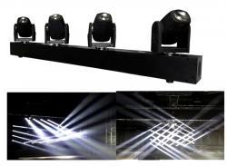 Four Mini LED Moving Head Light - (OR-008)