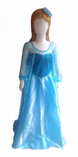 Elsa's Gown - (JK-075)