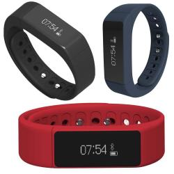 I5 Plus Fitness Tracker Smart watch Full Screen Touch