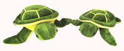 Green Turtle - Soft Toy - Medium - (HH-028)