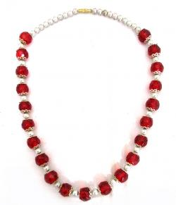 Cut Glass Mala - (NH-063)