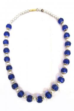 Cut Glass Mala - (NH-064)