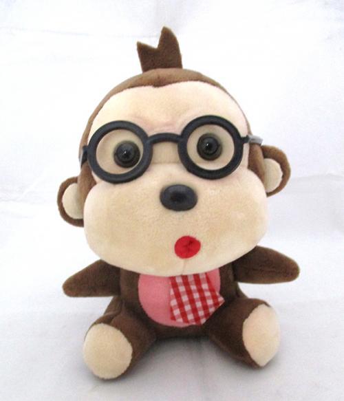 Sticky Monkey Toy - Per Piece - (HH-033)