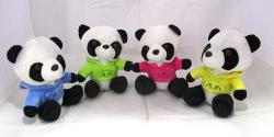Sticky Panda Toy - Per Piece - (HH-034)