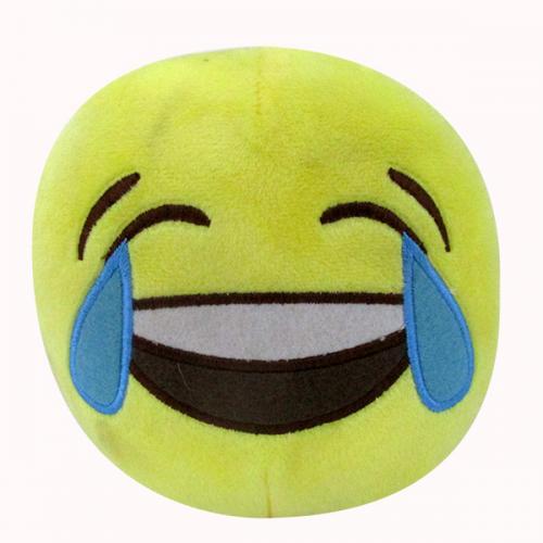 Sticky Emoticon Soft Toy - Per Piece - (HH-036)