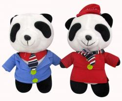 Sticky Panda - Soft Toy - Per Piece - (HH-038)