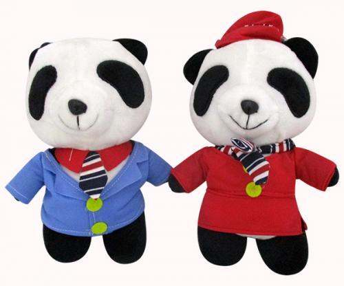 Sticky Panda - Soft Toy - Per Piece - (HH-038)