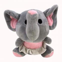 Sticky Elephant Soft Toy - Per Piece - (HH-041)